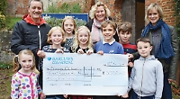 School awarded £3,500 by Chiltern Chase organisers
