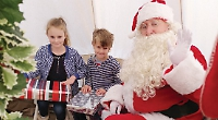 School's Christmas fayre is a hit with families and friends