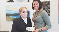 School and Lions donate £5,000 to Charlie appeal