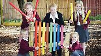 Village school receives £2,300 boost from developer