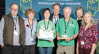 Heath initiative wins conservation award