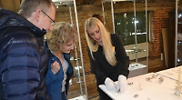 Silversmith students stage jewellery exhibition and sale