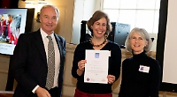 Museum wins award for quality of education service