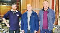 Head brewer retires... but will return for few more pints