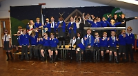 Let's rock: pupils learn how to perform like musicians