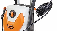 Stihl machine is perfect for washing away winter grime