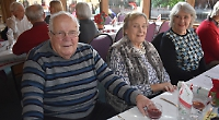 40 attend lunch hosted by Parkinson's UK branch