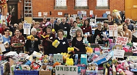 MP helps appeal pack toys for disadvantaged children