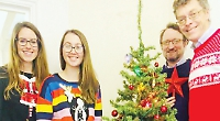 Law firm staff wear jumpers for charity