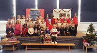 School wins £100 for Christmas play