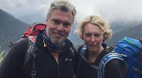Couple to trek across desert for charity