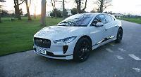 Electric Jaguar's setting the I-Pace