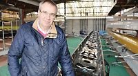 Finally, rowers move into new £350,000 boathouse