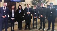 Students visit Lords for Brexit debate