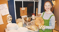 Teenage girl uses her loaf to set up bakery business