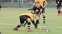 Hughes-Burne wraps up scoring as visitors topple league leaders