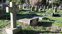 Church appeals for money to fix wobbly gravestones