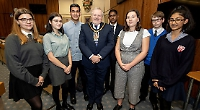 Socialist candidate elected to UK Youth Parliament
