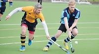 Hughes-Burne nets brace as side make it four wins on spin