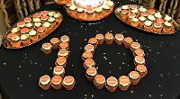 Care home residents and staff celebrate 10th birthday