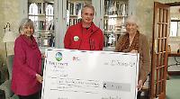 Retirees raise money for charity