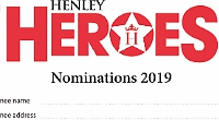 Nominate your Henley Heroes now