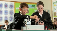 School is delighted to be going co-educational in September '20