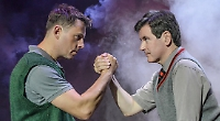 West End star was born to play Brothers' mum