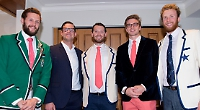 British Rowing guest joins Leander Club dinner