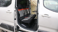 Luxury 'van' puts style in its place