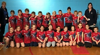 Kidmore End Primary take indoor tournament honours