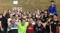 Henley swimmers gain personal best times