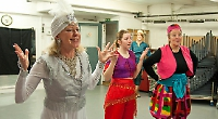 Traditional panto's still got a lot going for it, say Players