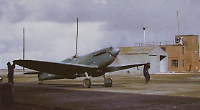 The Henley-built Spitfire found 70 years after war