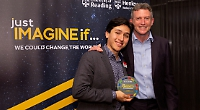 Entrepreneur rewards good sustainability ideas