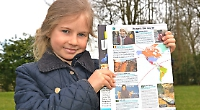 Schoolgirl to protest over climate change