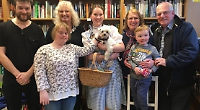 Charity shop begins children's storytime