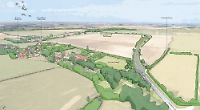 'New roads needed for airfield housing'