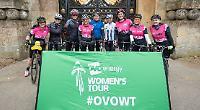 Women's bike race to visit
