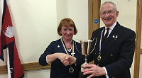 Double honour for Legion branch as members increase