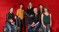 All-girl folk band could be called The Six Degrees