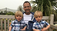 New hope for dad refused treatment