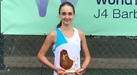 Singles title triumph for Conway