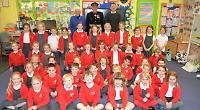 Lord Lieutenant praises children's litter-picking efforts