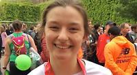 Marathon runners conquer the capital