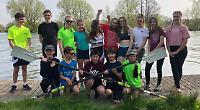 Novice rowers make grade