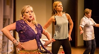 New belly dancing comedy has plenty of good vibrations