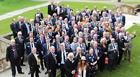 Old pupils and staff return for school's 60th anniversary lunch