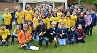 Children's outdoor music festival