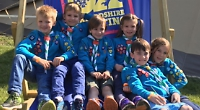 Beavers presented with top honours